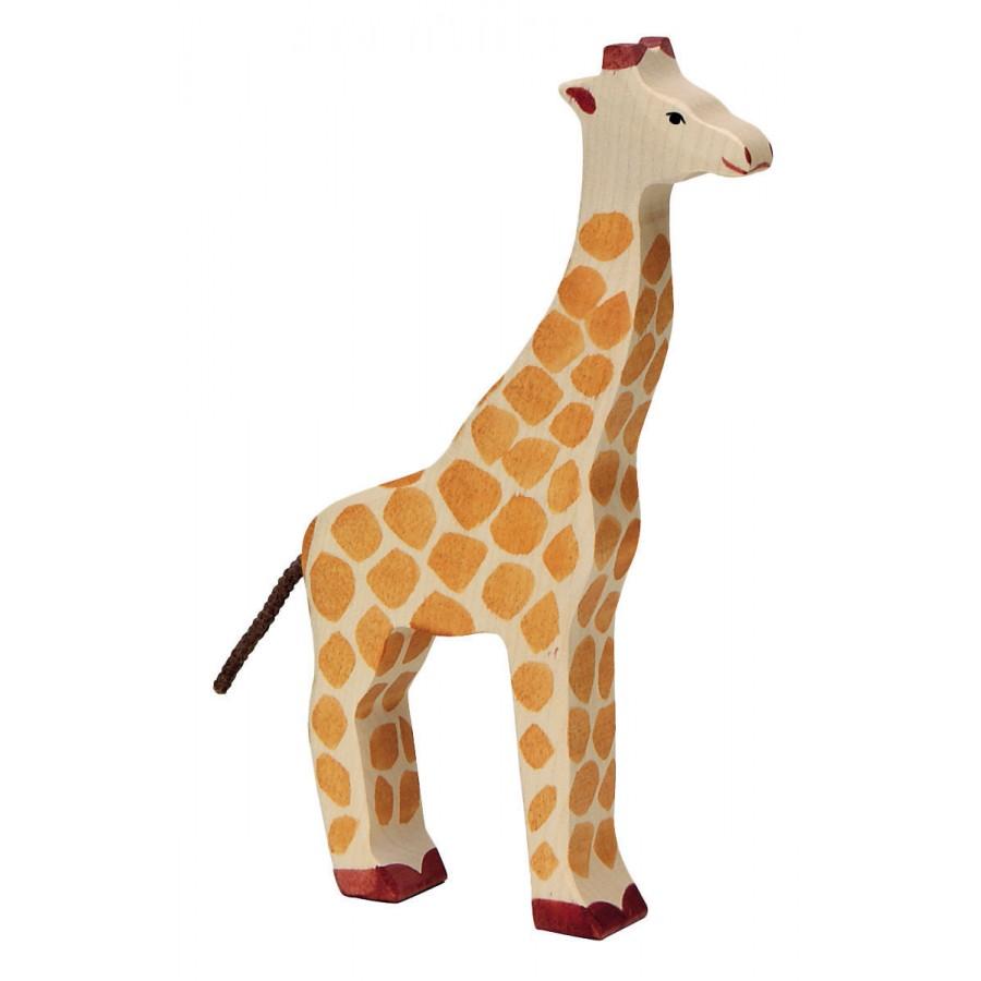 Деревянный жираф своими руками 28
