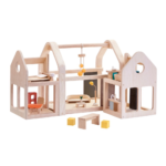 Maison de poupée modulaire