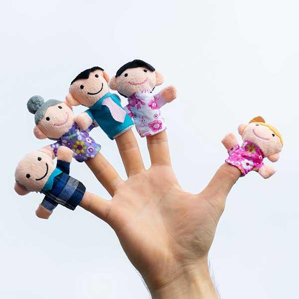 Figurines et marionnettes boutique Pichenotte